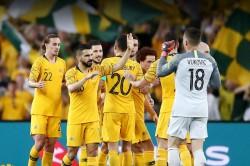Asian Cup Football 2019 Japan Australia