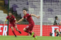 Qatar Beat Lebanon 2 0 In Their Asian Cup Opener
