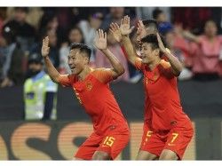 Asian Cup China Win Over Philippines