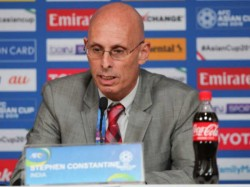 Indian Football Team Coach Stephen Constantine Resigns After Asian Cup Disaster