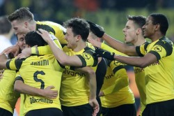 Dortmund Thrashed Hannover 5 1 To Extend Their Lead At The Top Of The Bundesliga