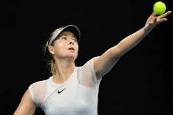Sharapova Snaps At Journalists Questions