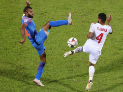 India Bahrain Asian Cup Football Match Live Updates