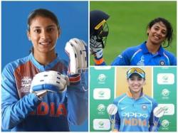Smriti Mandhana Wins Icc Womens Player Of The Year Award