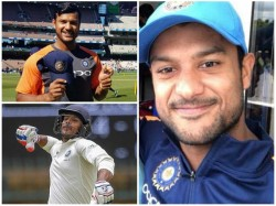 The Man Behind Team India S New Opening Sensation Mayank Agarwal