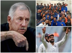 This Is India S Best Fast Bowling And Fielding Team Says Chappell