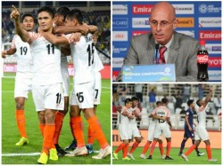 India S Knock Out Chances In Asian Cup Football