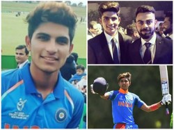 Shubman Gill Says About India Team Call Up For Newzealand Tour