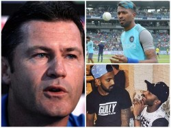 Give Hardik Pandya And Lokesh Rahul Another Chance Says Umpire Taufel