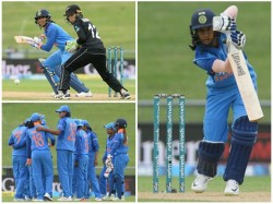 India Beats Newzealand In Womens Odi Match