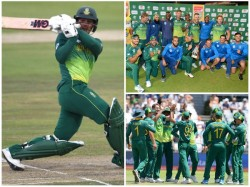 South Africa Beats Pakistan In Final Odi To Clinch Series