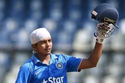 Prithvi Shaw Injury Fit Before Ipl