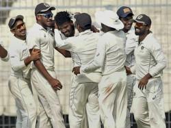 Kerala Punjab Ranji Trophy Cricket Match Day Three