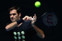 Roger Federer Denied Entry Into Locker Room