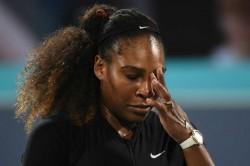 Australian Open Serena Williams Pliskova