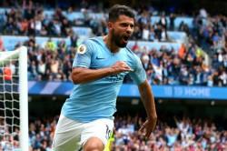 Manchester City Beat Huddersfield Town