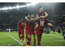 Asian Cup Qatar Topped Group E Ahead Of Saudi Arabia
