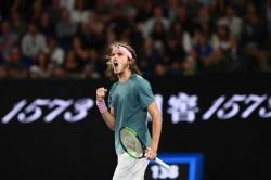 Australian Open Stefanos Tsitsipas