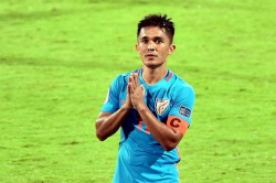 Sunil Chhetri Feels Honoured