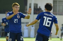 Japan Through To Asian Cup Semi Final