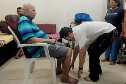 Sachin Tendulkars Coach Ramakant Achrekar