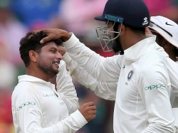Kuldeep Yadav Chinaman Bowler Tests In Australia