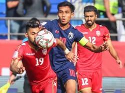 Thailand Beats Bahrain In Asian Cup