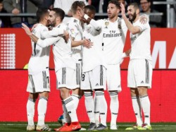 Real Madrid Reaches Kings Cup Semi Final