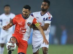 Fc Goa Delhi Dynamos Indian Super League Match Ends In Draw