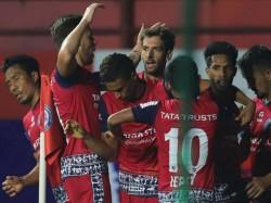 Jamshedpur Thrashes Bengaluru Fc In Indian Super League