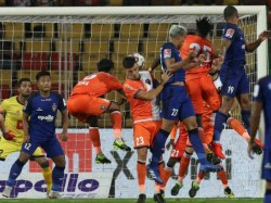 Fc Goa Beats Chennaiyin Fc In Indian Super League Match