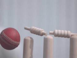 Oman Bowled Out Scotland Win