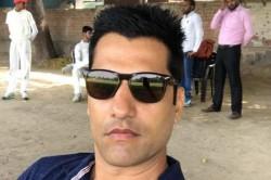 Goons Assault Delhi Selector Amit Bhandari