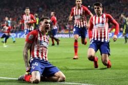 Champions League Atletico Madrid