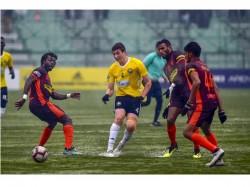 I League Real Kashmir Past Gokulam Kerala