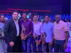 Manorama Sports Awards Jinson Johnson