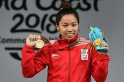 Mirabai Chanu Wins Gold