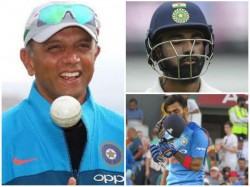 Not Too Worried About Lokesh Rahul S Form Says Indian A Coach Dravid