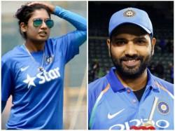 Indian Women Team Beaten By Newzeland In Final Odi