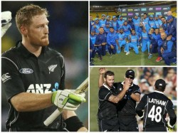 Injured Martin Guptill Ruled Out Of The T20 Series