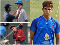 Arjun Tendulkar Selected For Mumbai Under 23 Team