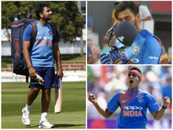 Players Who Should Not Have Included In Indian Odi Team