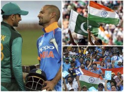 Four Lakh Ticket Applications For India Pakistan World Cup Match