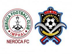 Chennai City And Neroca Six Goal Thriller