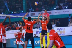 Pro Volleyball League Calicut Heroes