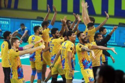 Chennai Spartans Pro Volleyball League Final
