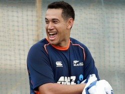 Former Captain Ross Taylor Becomes Newzeland S All Time Topscorer In Odi S