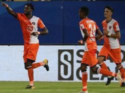 Fc Goa Thrashes Mumbai City In Isl First Leg Semi Final