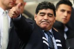 Maradona To Legally Recognize Three Children