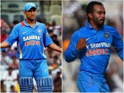 I Dont Fear Anything When Dhoni Is Around